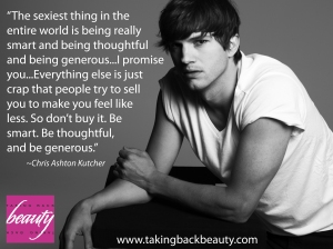 Ashton Kutcher Quote